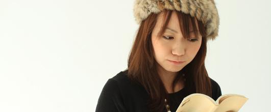 アイキャッチ画像。素材サイトモデルピースより、龍咲杏さん。
