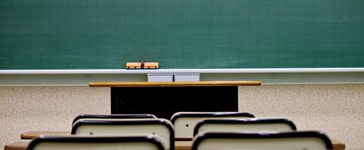 アイキャッチ画像。教室。